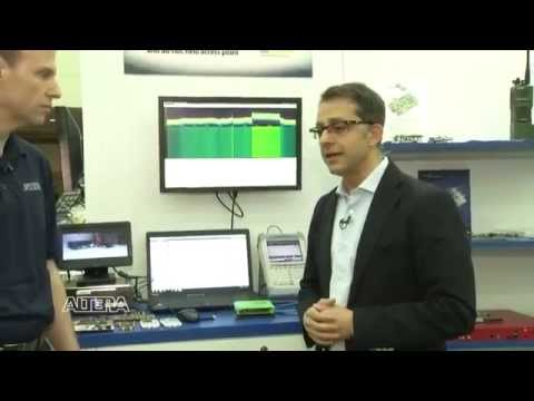 Programmable RF with Altera Programmable Logic for Completely Programmable Radio Solutions