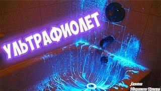 Ультрафиолетовый фонарик за 1$