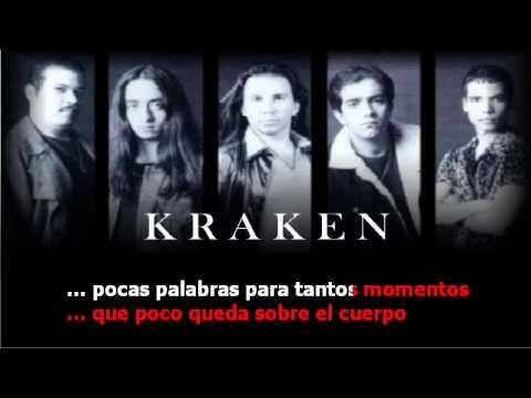 Lenguaje de mi piel - Kraken (KARAOKE)
