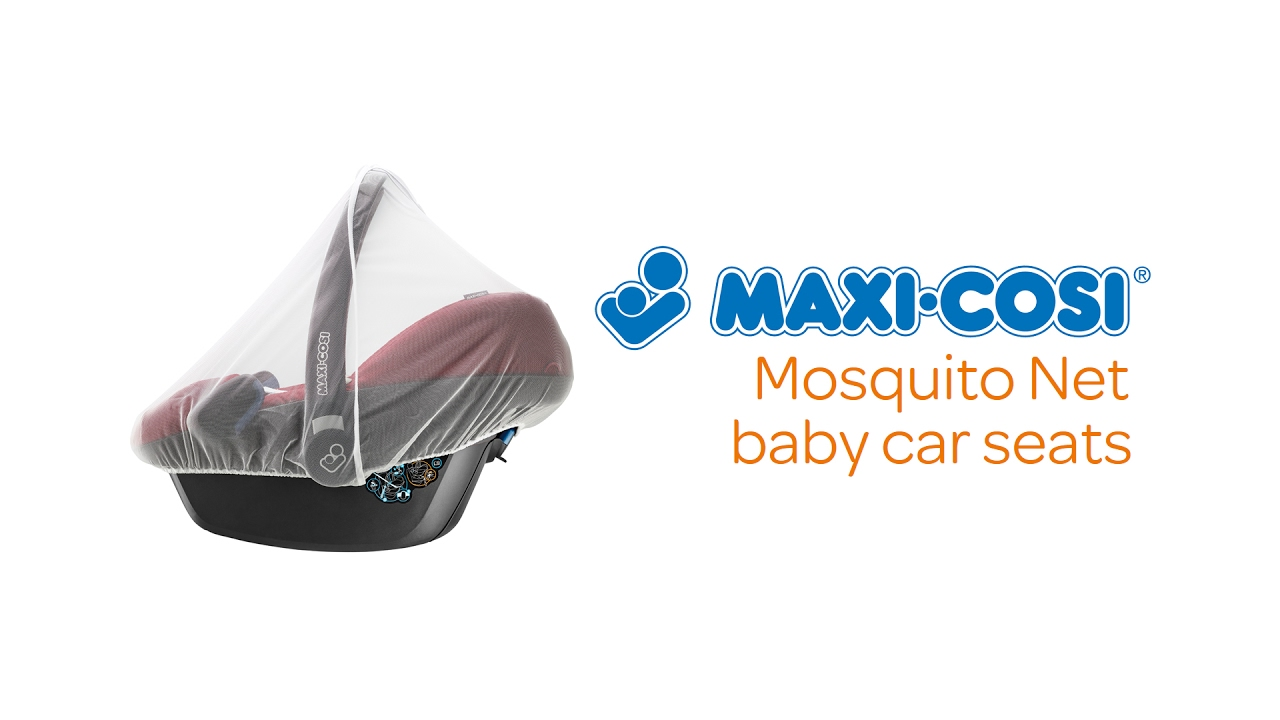 Maxi Cosi Mosquito Net For Baby Car Seats