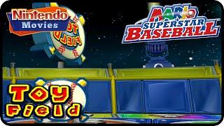 Mario Superstar Baseball - Toy Field