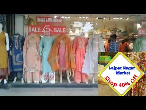 Exploring-Lajpat Nagar Market || Lajpat Nagar Vlog