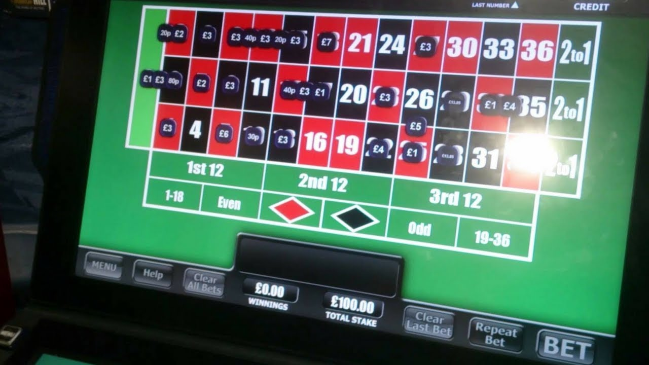 Maximum bet on roulette machine no deposit cars for sale cape town