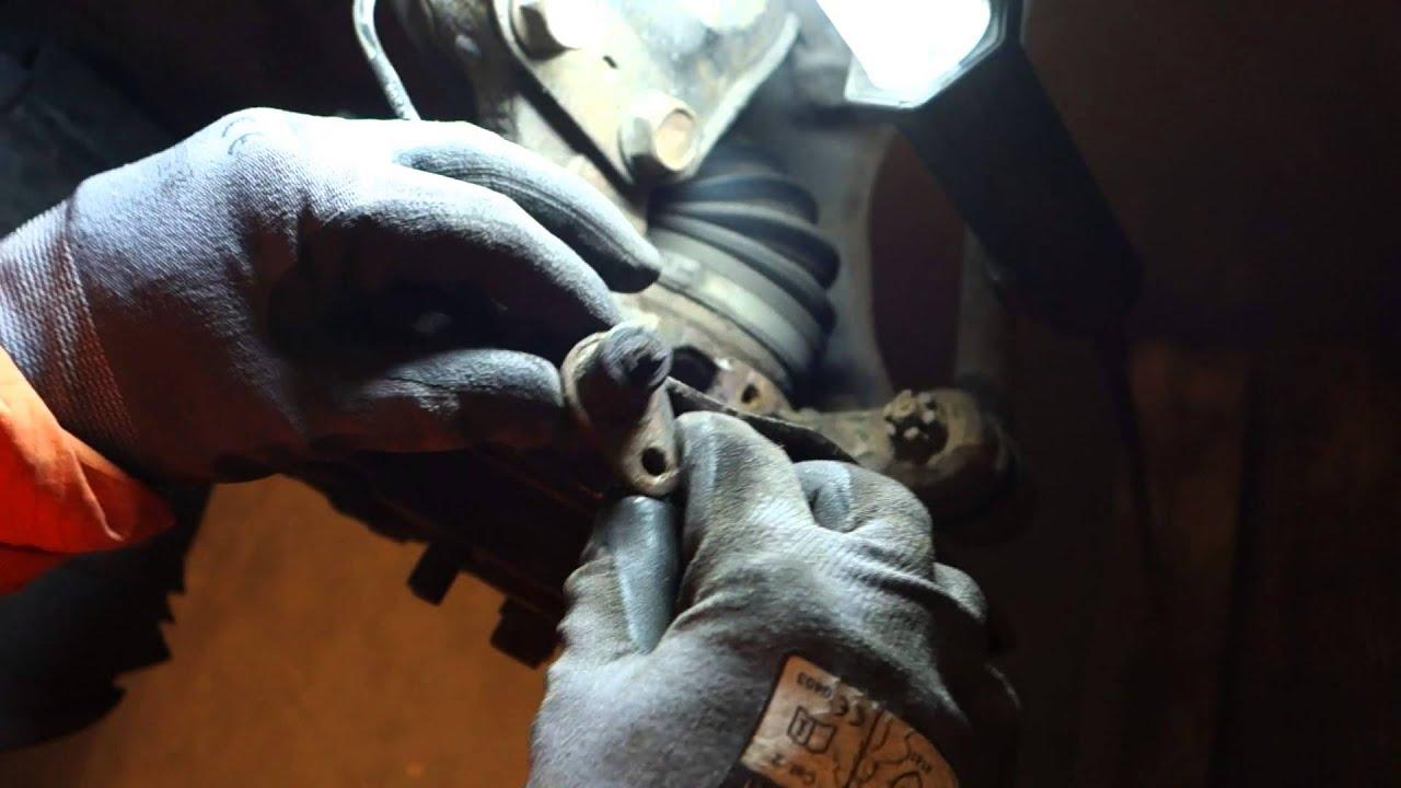 ABS brake system sensor error info in Toyota Avensis