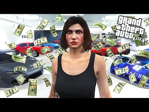 NEW CAR!! (GTA 5 Online)