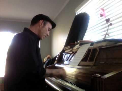 Zelda Song of Storms Jazz Piano