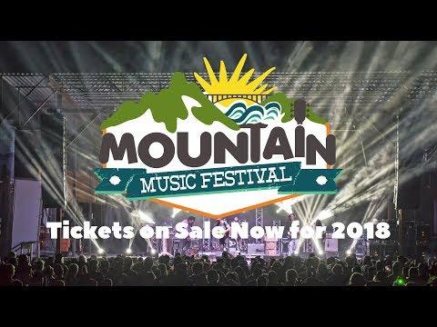 Mountain Music Festival 2018    West Virginia Music Festival