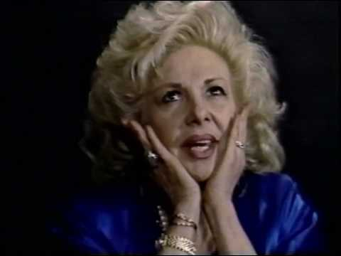 Renee Taylor, Gabriel Bologna--1987 TV Interview, The Nanny