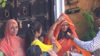 Ghoomar at Deogarh Mahal on Deogarh Sthapna Divas