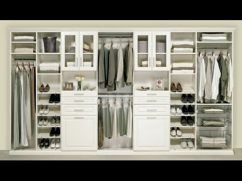 DIY Walk In Closet Plans Ideas
