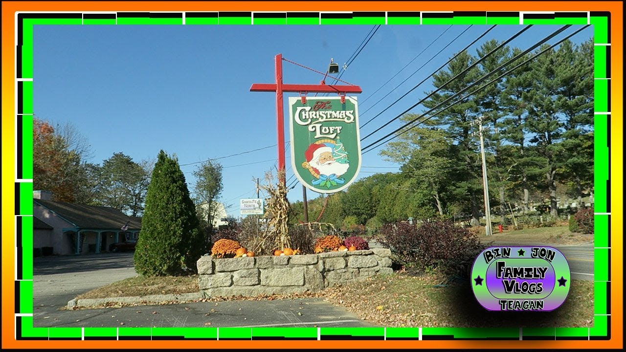The Christmas Loft.Get Into The Holiday Spirit Christmas Loft North Conway New Hampshire