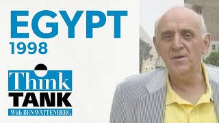 Egypt: The vital middle in the Middle East (1998) | THINK TANK