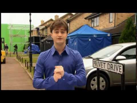 Creating the World of Harry Potter  duction by Daniel Radcliffe HD
