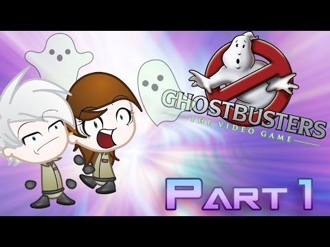 Ghostbusters the Video Game Stream Part 1: Bustin' Makes Me Feel Good (01/10/17)