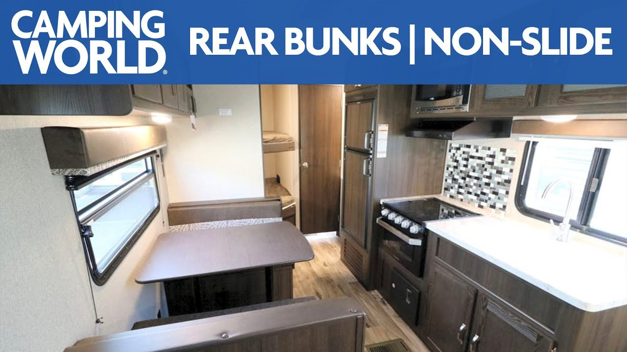 Rv Ranges Cooktops Camping World >> 2019 Keystone Springdale 260bh Travel Trailer Rv Review Camping World