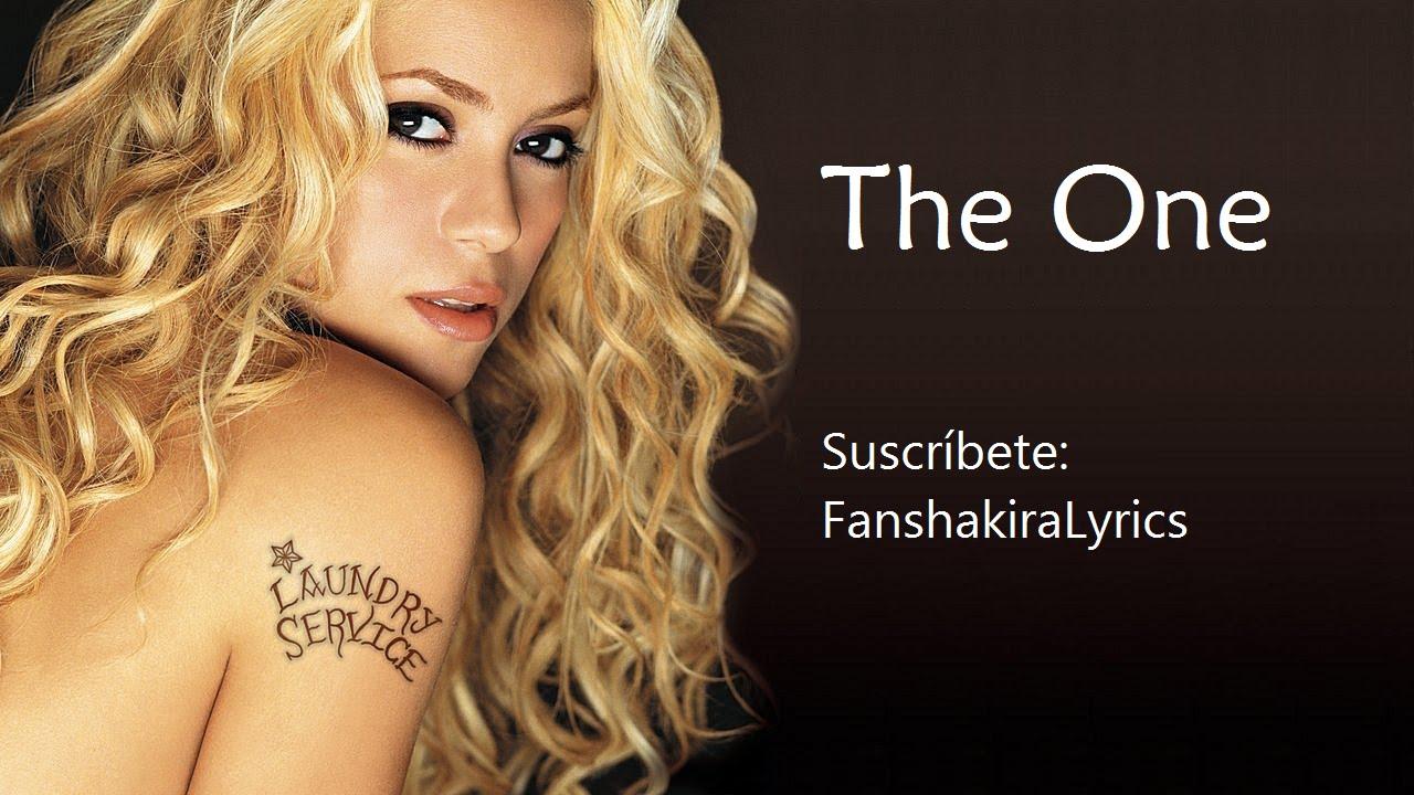 Shakira The One