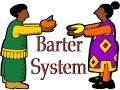 Barter system and its difficulties in Hindi / Urdu