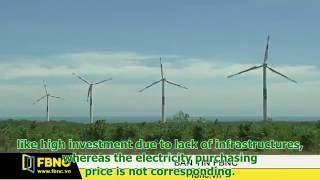 Potential and Challenges of the Wind Sector in Viet Nam (FBNC)