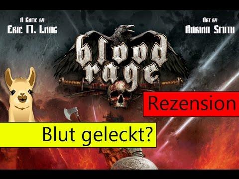 Blood Rage Anleitung