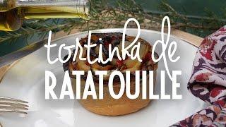 Tortinha de Ratatouille | Rendez-vous en Provence