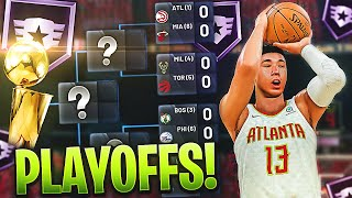 OUR FIRST PLAYOFF GAME BOIS...MY GREATEST GAME EVER! 2K20 MyCareer Ep.16