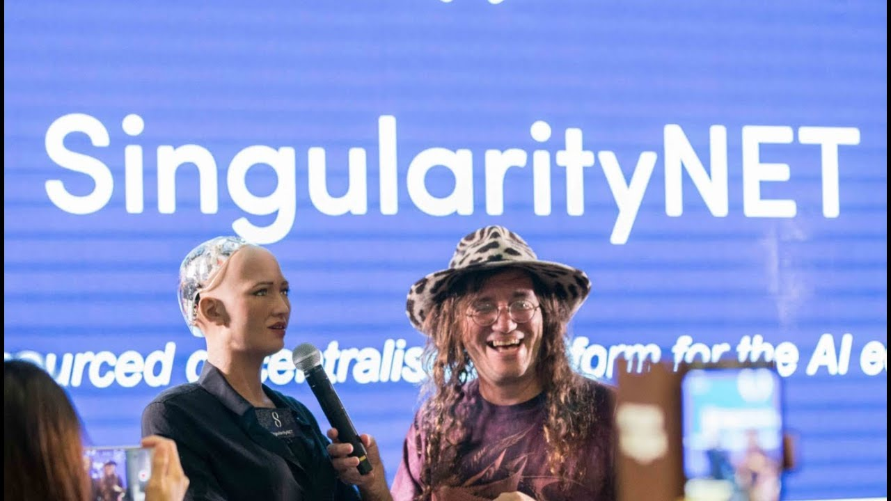 Image result for singularityNET