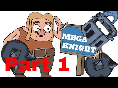Clash Royale Parody- Builder and Mega Knight (PART 1)