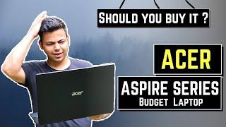 Acer Aspire 3 Best Budget Laptop under 35K Acer Aspire A315-56 Acer Aspire 3 Review Tecnicos