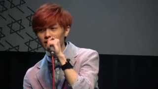 2014-04-12 JPM王子生日會-5~一個人也好+Talk (HD Close-up)