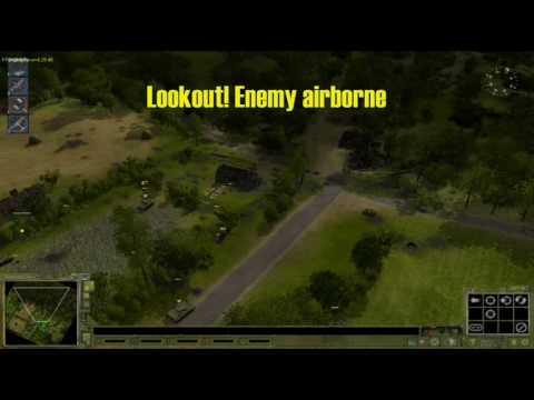 Sudden Strike 3 - Mini Skirmish - Counterattack  