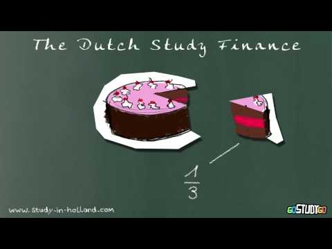 Financing your study in the Netherlands