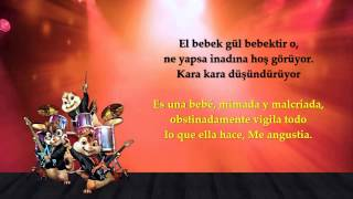 Tarkan - Dudu (Chipmunk Version + Lyrics)