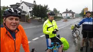 UK Diabetes Dads ride London to Paris 2018 - Day 1