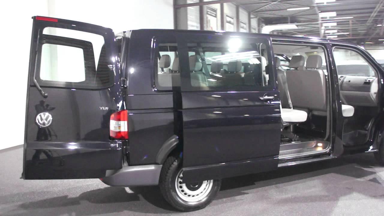 Volkswagen Transporter 2 0 Tdi Kombi Lang 9 Persoons Derks