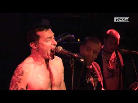 Real McKenzies - live at KSET, Zagreb