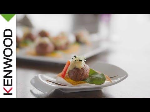 """Snack & Fingerfood"" | Rezept Kenwood Cooking Chef"