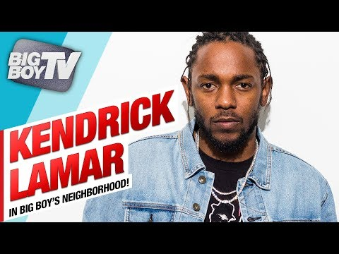 Kendrick Lamar on Damn., His Sister's Car & Being The GOAT | BigBoyTV