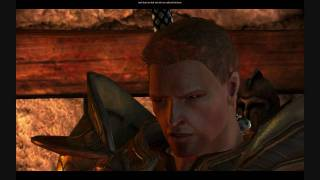 Angry Alistair after Landsmeet - Dragon Age: Origins