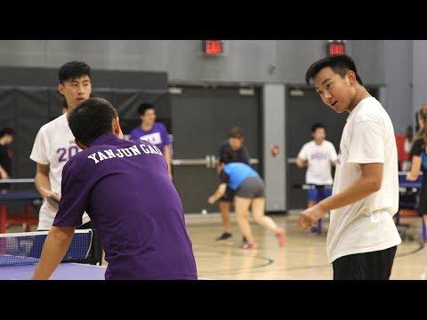 A Look At NYU's Table Tennis Club