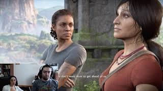 Uncharted: The Lost Legacy #04 – MONKEYS!!