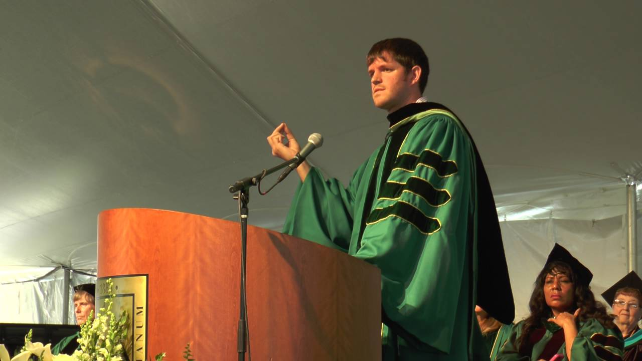 Brandon Stanton's Wagner College commencement address ...