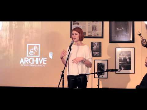 Archive Bar Galanta Stand up Comedy