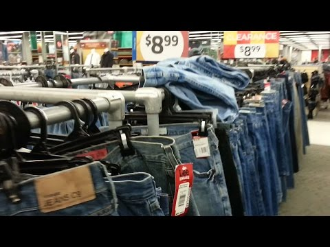74a1f99de Quanto custa/preço das calças Jeans de marca no VF Outlet em Reading  Pennsylvania. - YouTube