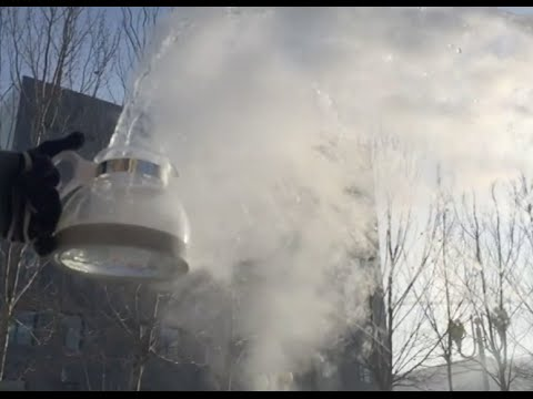 Amazing! Things that Happen Only in Extremely Cold Weather