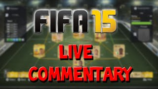 Fifa 15 - Live Commentary Game Thumbnail