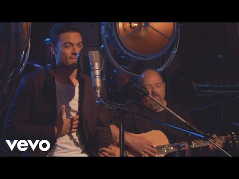 Carlos Rivera - Te Esperaba (En Vivo) (Sessions recorded at Abbey Road)