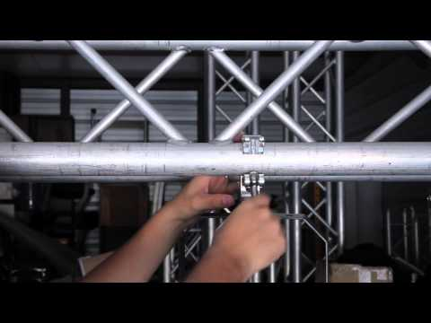 Global Truss Quick Rig Clamp