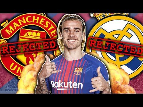 BREAKING: Barcelona Agree Deal To Sign Antoine Griezmann Next Season! | Transfer Talk