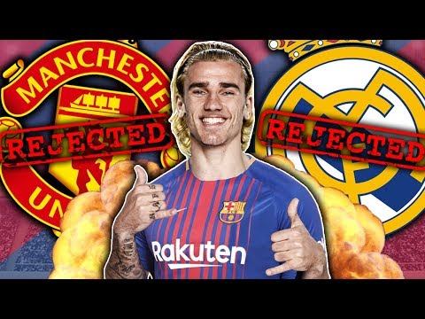Have Barcelona Agreed A Deal To Sign Antoine Griezmann Next Season?! | Transfer Talk