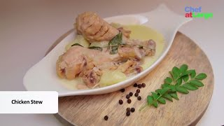 How To Cook Chicken Stew By Vidya